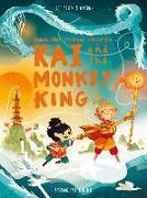 Cover-Bild zu Todd Stanton, Joe: Kai and the Monkey King