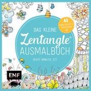 Cover-Bild zu Das kleine Zentangle-Ausmalbuch von Winkler, Beate