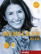 Cover-Bild zu Menschen hier B1/1. Arbeitsbuch mit Audio-CD von Breitsameter, Anna