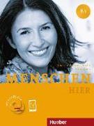 Cover-Bild zu Menschen hier B1. Arbeitsbuch mit 2 Audio-CDs von Breitsameter, Anna
