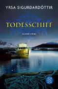 Cover-Bild zu Sigurdardóttir, Yrsa: Todesschiff