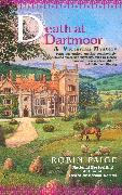 Cover-Bild zu Death at Dartmoor von Paige, Robin