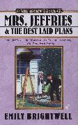 Cover-Bild zu Mrs. Jeffries and the Best Laid Plans von Brightwell, Emily