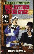 Cover-Bild zu Mrs. Jeffries Takes Stock (eBook) von Brightwell, Emily