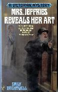 Cover-Bild zu Mrs. Jeffries Reveals Her Art (eBook) von Brightwell, Emily
