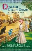 Cover-Bild zu Death at Epsom Downs von Paige, Robin