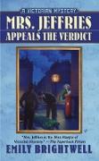 Cover-Bild zu Mrs. Jeffries Appeals the Verdict von Brightwell, Emily