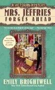 Cover-Bild zu Mrs. Jeffries Forges Ahead von Brightwell, Emily