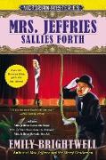 Cover-Bild zu Mrs. Jeffries Sallies Forth von Brightwell, Emily