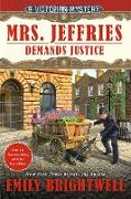 Cover-Bild zu Mrs. Jeffries Demands Justice (eBook) von Brightwell, Emily