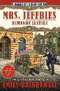 Cover-Bild zu Mrs. Jeffries Demands Justice von Brightwell, Emily