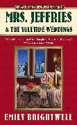 Cover-Bild zu Mrs. Jeffries and the Yuletide Weddings von Brightwell, Emily