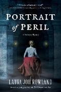 Cover-Bild zu Portrait of Peril von Rowland, Laura Joh