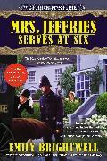 Cover-Bild zu Mrs. Jeffries Serves at Six von Brightwell, Emily