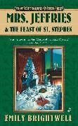 Cover-Bild zu Mrs. Jeffries and the Feast of St. Stephen von Brightwell, Emily