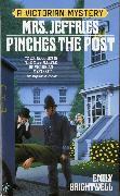 Cover-Bild zu Mrs. Jeffries Pinches the Post (eBook) von Brightwell, Emily