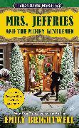 Cover-Bild zu Mrs. Jeffries and the Merry Gentlemen (eBook) von Brightwell, Emily