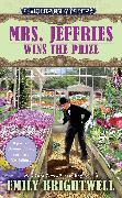 Cover-Bild zu Mrs. Jeffries Wins the Prize (eBook) von Brightwell, Emily