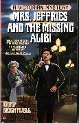 Cover-Bild zu Mrs. Jeffries and the Missing Alibi (eBook) von Brightwell, Emily