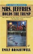 Cover-Bild zu Mrs. Jeffries Holds the Trump von Brightwell, Emily