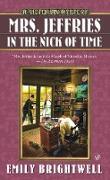 Cover-Bild zu Mrs. Jeffries in the Nick of Time von Brightwell, Emily