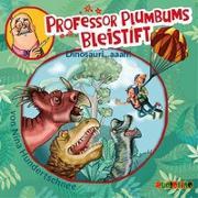 Cover-Bild zu Hundertschnee, Nina: Professor Plumbums Bleistift (4)