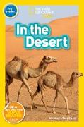 Cover-Bild zu eBook National Geographic Reader: In the Desert (Pre-Reader) (National Geographic Readers)