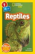 Cover-Bild zu eBook National Geographic Reader: Reptiles (L1/Co-reader) (National Geographic Readers)