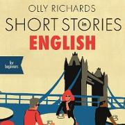 Cover-Bild zu eBook Short Stories in English for Beginners