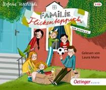 Cover-Bild zu Taschinski, Stefanie: Familie Flickenteppich 1. Wir ziehen ein