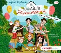 Cover-Bild zu Taschinski, Stefanie: Familie Flickenteppich 2. Wir haben was zu feiern