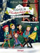 Cover-Bild zu Taschinski, Stefanie: Familie Flickenteppich 4