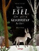 Cover-Bild zu Taschinski, Stefanie: Vom Esel, der keine Geschichte hatte