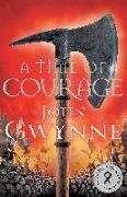 Cover-Bild zu A Time of Courage von Gwynne, John