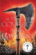 Cover-Bild zu A Time of Courage (eBook) von Gwynne, John