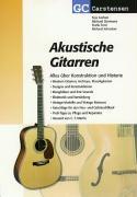 Cover-Bild zu Carstensen, Gunther (Hrsg.): Akustische Gitarren