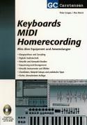 Cover-Bild zu Gorges, Peter: Keyboards MIDI Homerecording