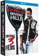 Cover-Bild zu Tony Scott (Reg.): Le Flic de Beverly Hills 1-3 Coffret
