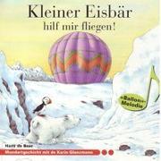 Cover-Bild zu Chliine Isbär hilf mir flüge! von Beer, Hans de