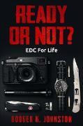 Cover-Bild zu Ready Or Not? (eBook)