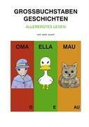 Cover-Bild zu Quast, Sara: GROSSBUCHSTABEN GESCHICHTEN