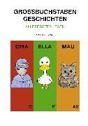 Cover-Bild zu Quast, Sara: Großbuchstaben Geschichten (eBook)
