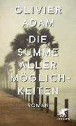 Cover-Bild zu Adam, Olivier: Die Summe aller Möglichkeiten (eBook)