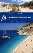 Cover-Bild zu Bussmann, Michael: Türkei Mittelmeerküste Reiseführer Michael Müller Verlag