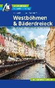 Cover-Bild zu Bussmann, Michael: Westböhmen & Bäderdreieck Reiseführer Michael Müller Verlag