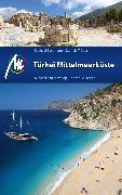 Cover-Bild zu Bussmann, Michael: Türkei Mittelmeerküste Reiseführer Michael Müller Verlag (eBook)