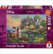 Cover-Bild zu Disney Sweethearts Mickey & Minnie 1000 Teile
