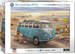 Cover-Bild zu The Love & Hope VW Bus