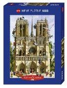 Cover-Bild zu Vive La Notre Dame! Standard 1000 Teile