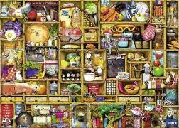 Cover-Bild zu Kurioses Küchenregal
